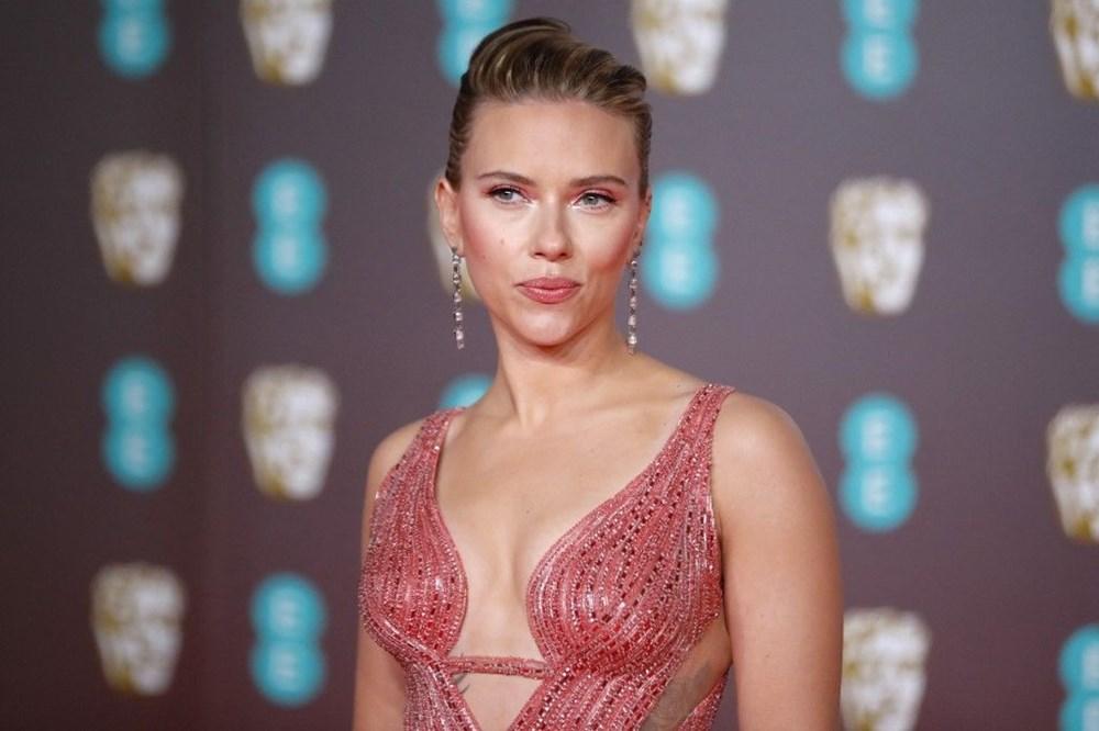 Scarlett Johansson Altın Küre'ye savaş açtı - 7