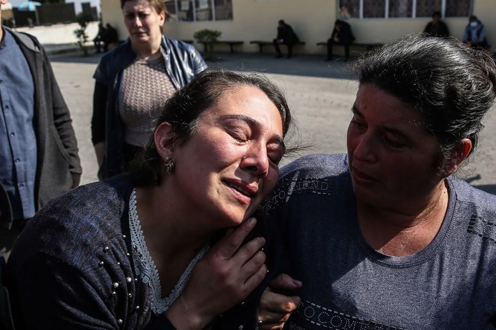 Hain saldırının küçük kurbanları: Cenazede gözyaşları sel oldu - 16