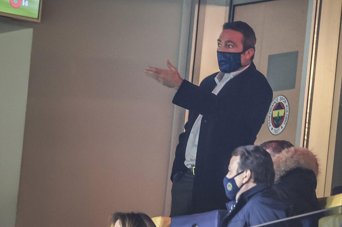 Ali Koç: Fenerbahçe bugün maçı bileğinin hakkıyla kazandı