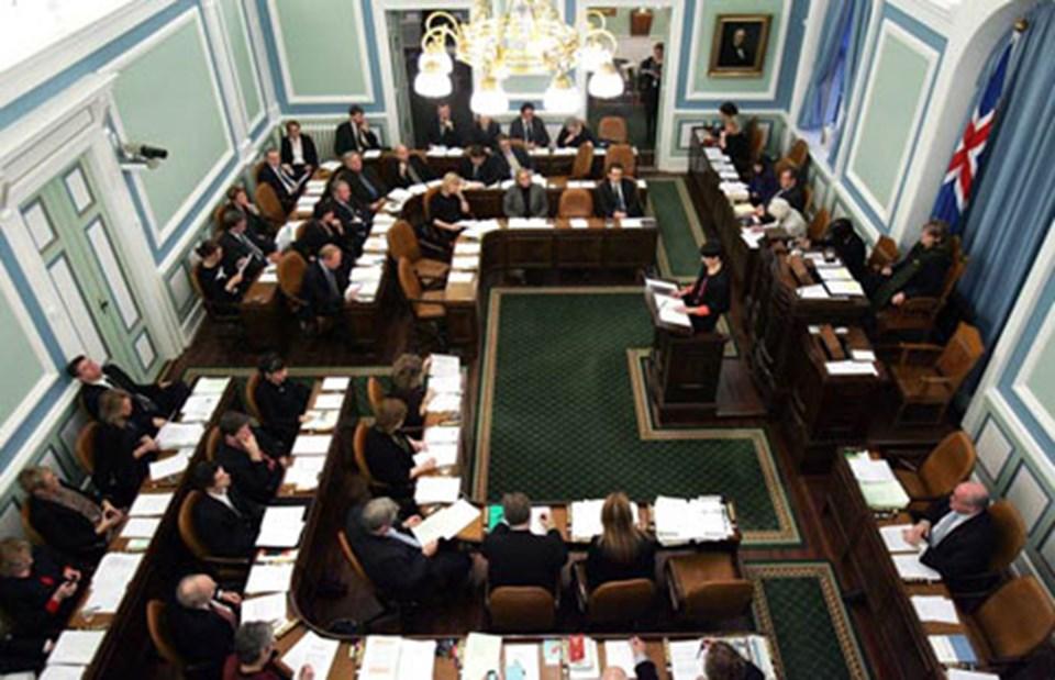 İzlanda Parlamentosu