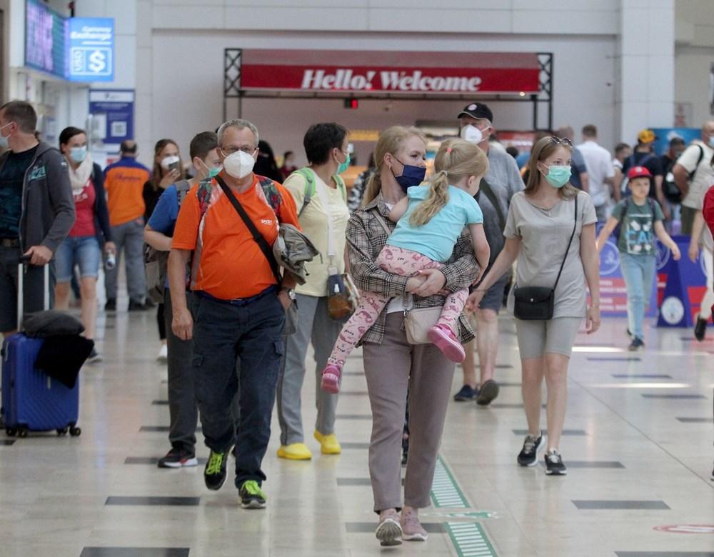 Kapılar açıldı, Ruslar akın akın geliyorlar! Rusya'dan hava trafiği yüzde 45 arttı - 27