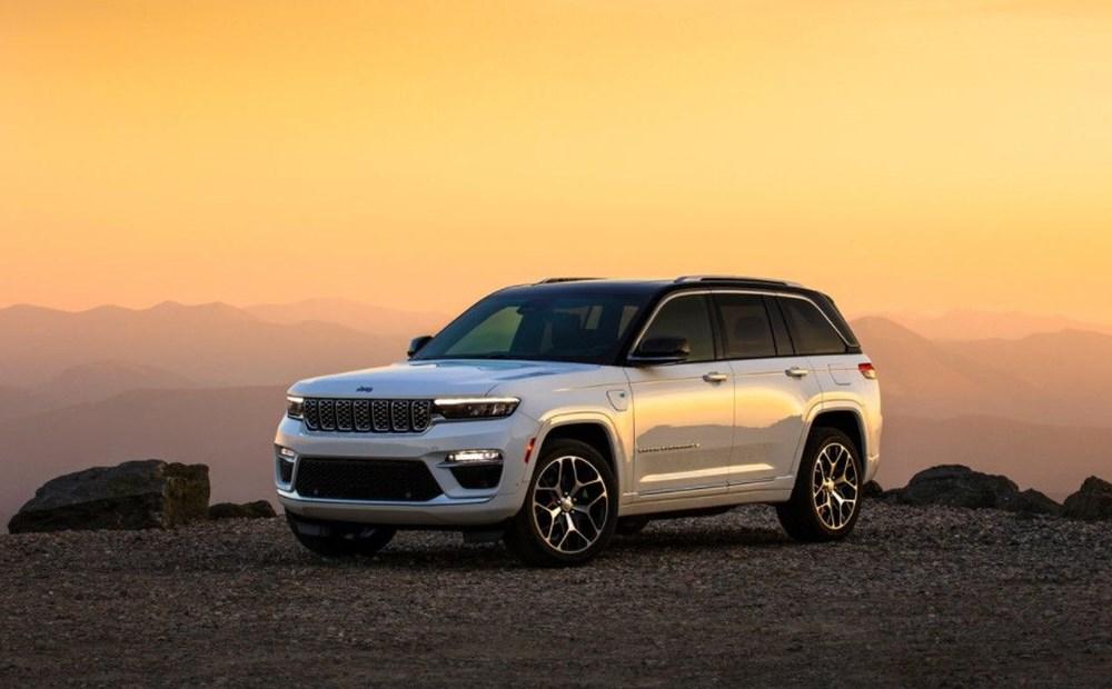 Yeni Jeep Grand Cherokee resmen tanıtıldı - 10