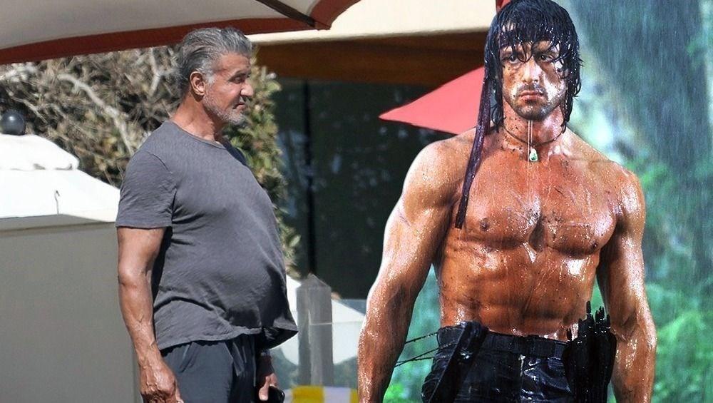 Sylvester Stallone: Rocky dizisi yazmaya başladım - 6