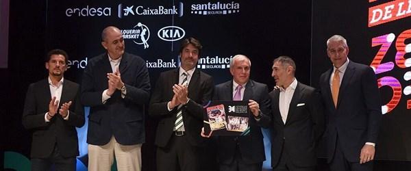 Fenerbahçe Doğuş'a İspanya'dan ödül
