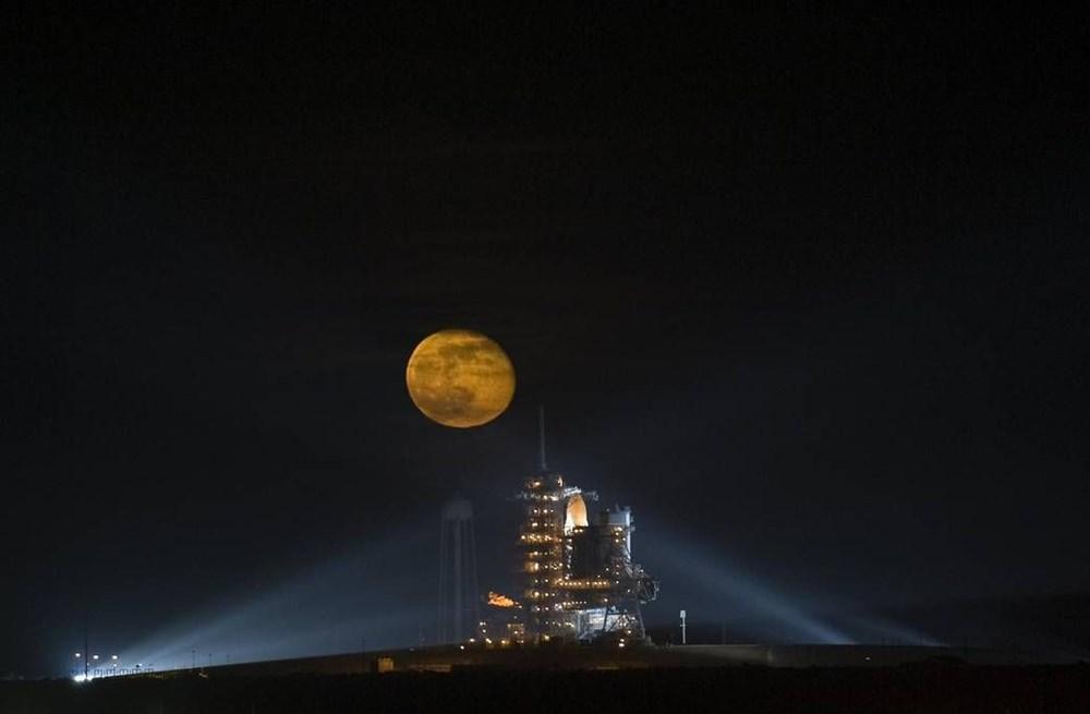 Ay'a 2025'ten önce gidilmeli: Uzayda havalar bozacak - 8