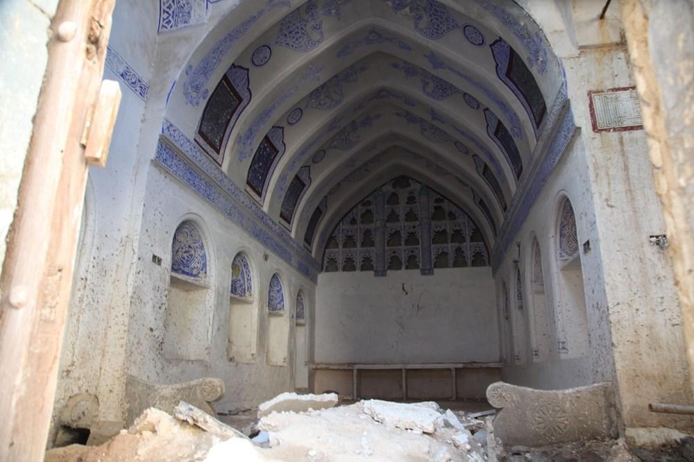 Tarihi Kerkük Kalesi yıkılmanın eşiğinde - 2