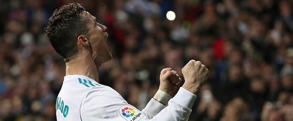Ronaldo'dan 50. hat-trick