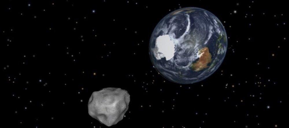 NASA'dan göktaşı açıklaması (2 saat arayla Dünya'yı teğet geçti) - 7