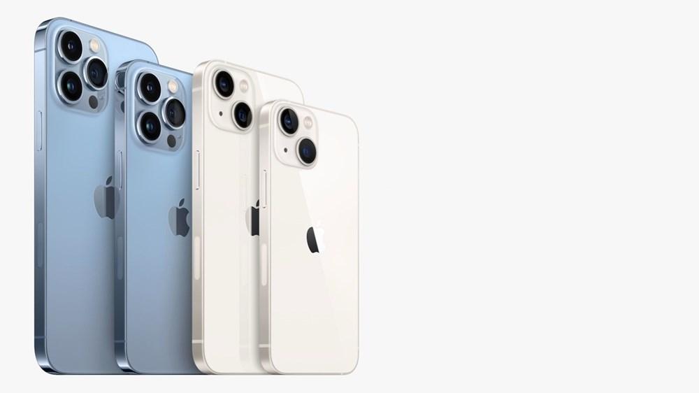 iPhone 13 tanıtıldı: İşte Türkiye fiyatı ve özellikleri (Apple iPad ve Smart Watch'u tanıttı) - 13