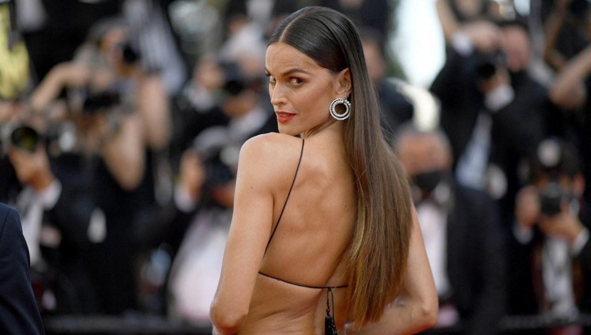 Kırmızı halıda Izabel Goulart rüzgarı (Cannes Film Festivali)
