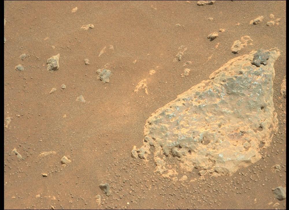 NASA: Mars'tan alınan iki örnek, Kızıl Gezegen'in yaşanabilir olduğunu gösteriyor - 4