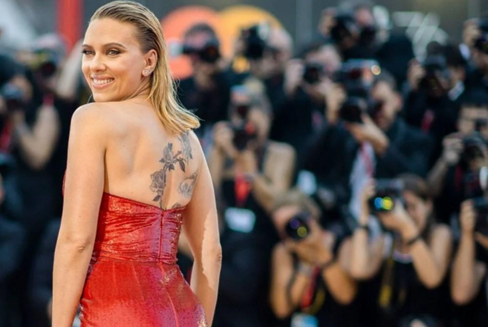 Scarlett Johansson ikinci çocuğuna hamile - 4