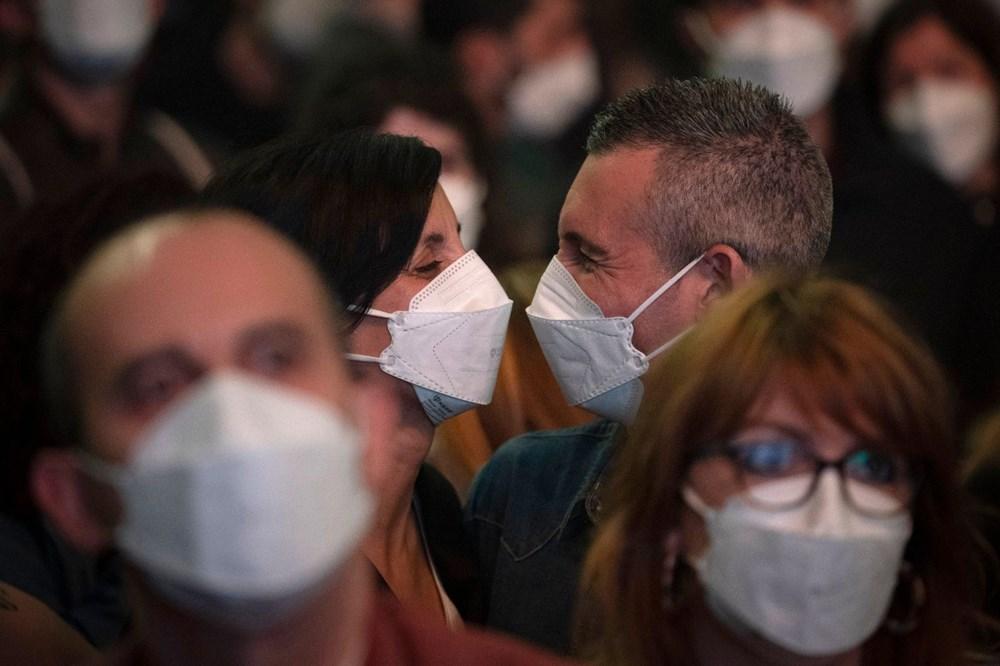 Barcelona'da yapılan 5 bin kişilik konser deneyi sonuçlandı - 2