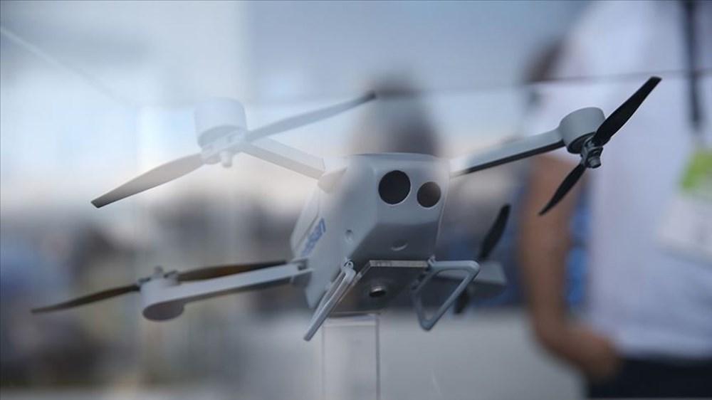 Silahlı drone Songar, askeri kara aracına entegre edildi (Türkiye'nin yeni nesil yerli silahları) - 77