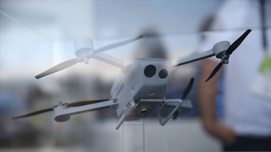 ASELSAN, bir süredir üzerinde çalıştığı akıllı Nano İnsansız Hava Aracı'nı (İHA) TEKNOFEST İstanbul Havacılık, Uzay ve Teknoloji Festivali'nde (TEKNOFEST İstanbul) görücüye çıkardı.<br /><br />
