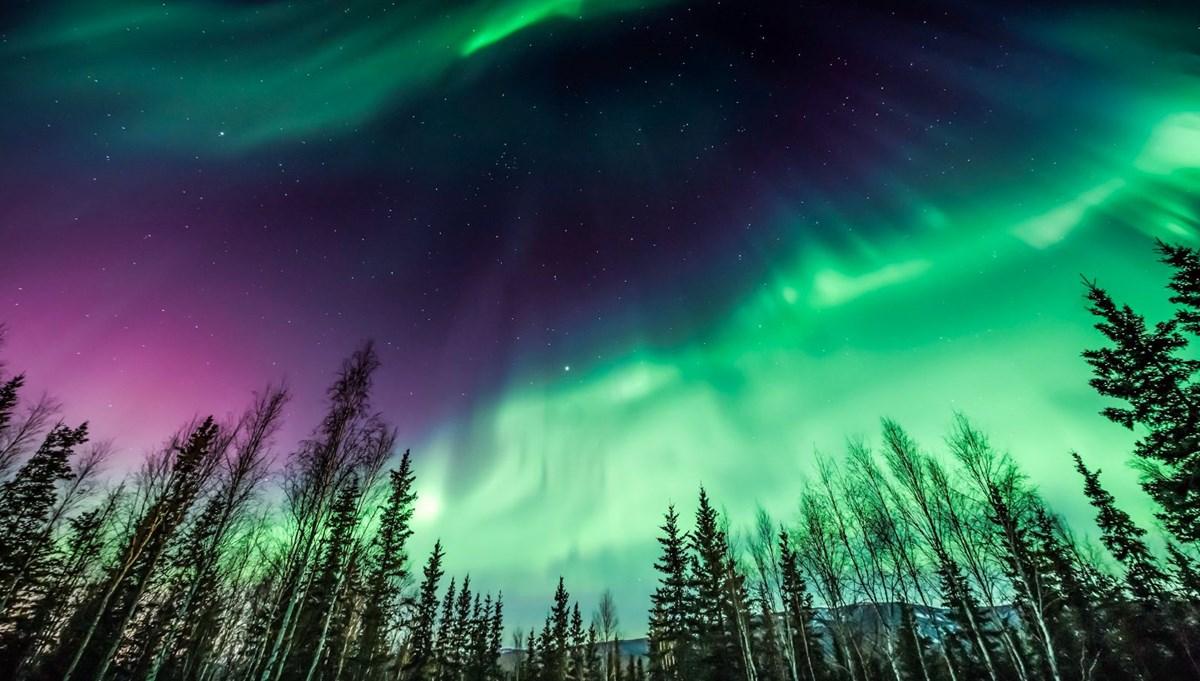Binlerce yıldır insanlığı büyüleyen kuzey ışıklarının nasıl meydana geldiği ilk kez kanıtlandı
