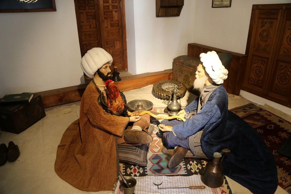 Osmanlı'nın akıl hastanesi müze oldu - 6