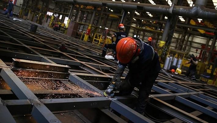 Ekim ayı sanayi üretim rakamları açıklandı