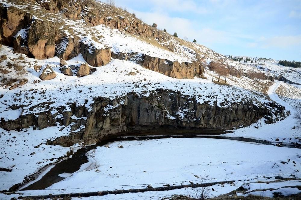 Bitlis'te binlerce yıllık 400 mağara evin bulunduğu 'Madavans Vadisi' turizme kazandırılıyor - 15