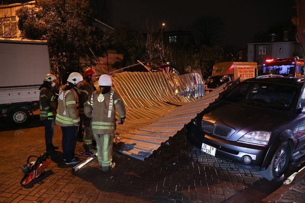 İstanbul'da fırtına etkili oluyor - 3