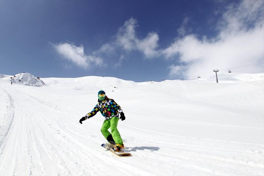 Burası Alp Dağları değil, Hakkari Merga Bütan Kayak Merkezi - 12