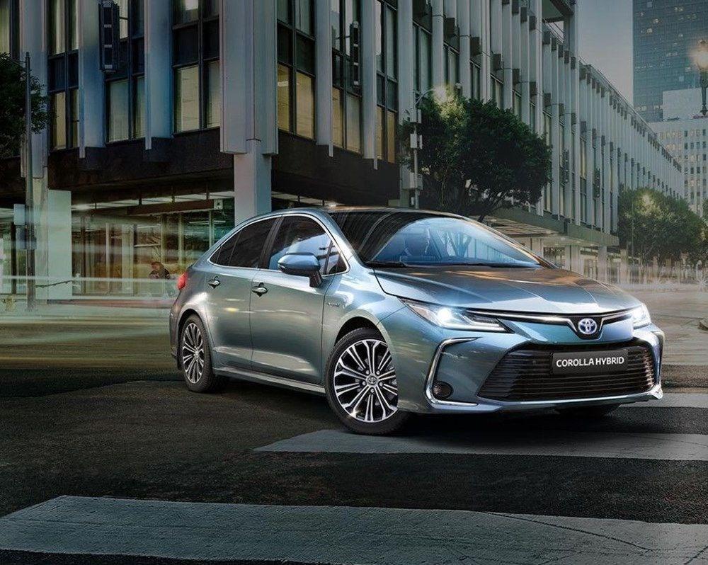 2021'in en çok satan araba modelleri (Hangi otomobil markası kaç adet sattı?) - 40