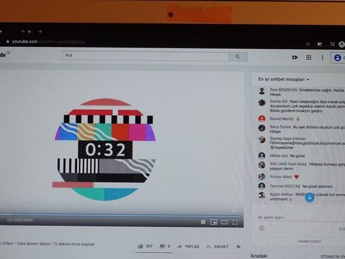 """""""Yaren"""" belgeselinin ilk gösterimi internette gerçekleşti"""