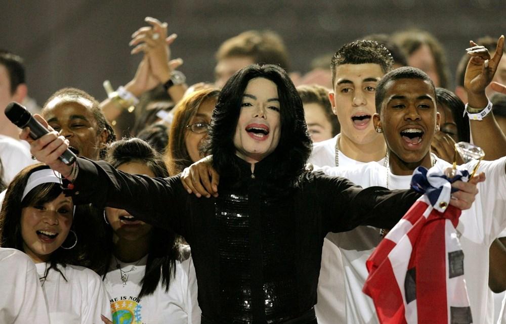 Az bilinen fotoğraflarıyla Michael Jackson - 13