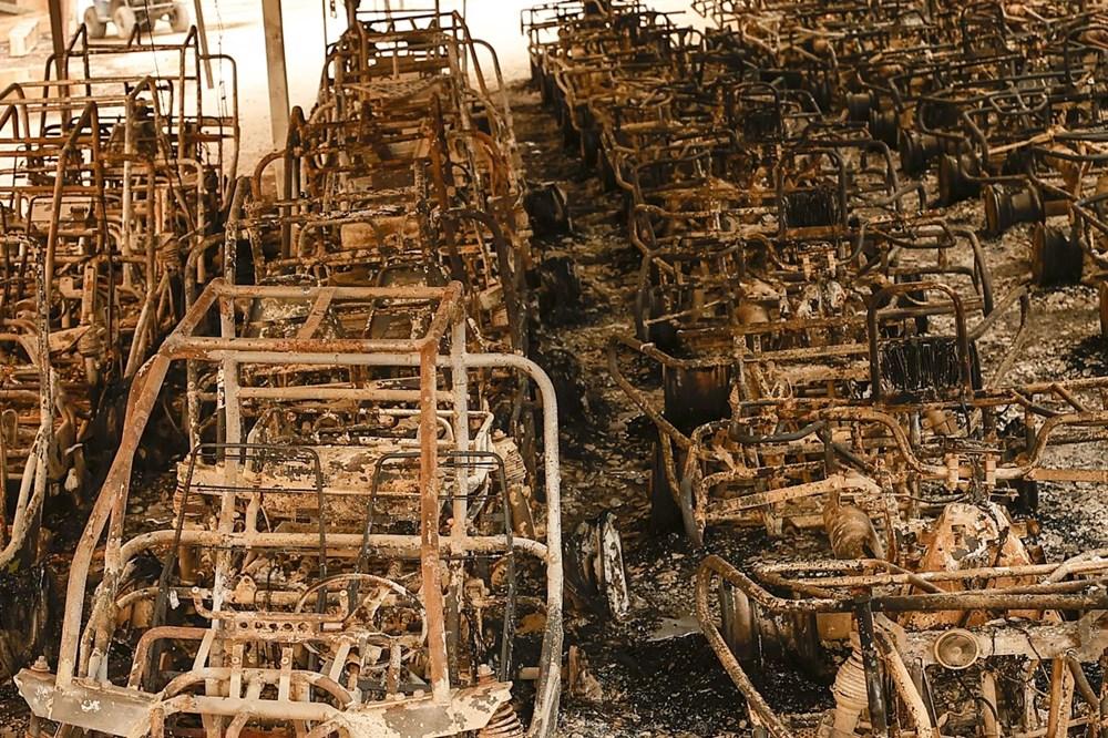 Antalya Manavgat'ta yangın: 3 ölü - 10