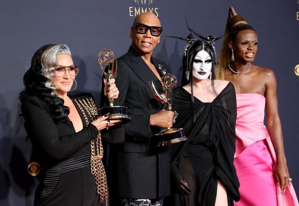 2021 Emmy Ödülleri'nin sahipleri belli oldu (73. Emmy Ödülleri'ni kazananlar) - 23