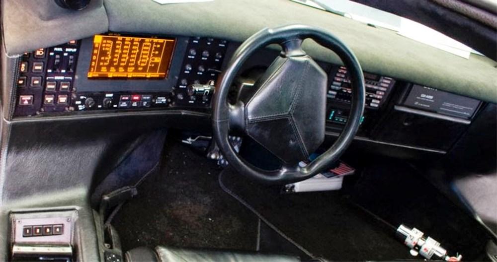 80'li yıllara damgasını vuran otomobil konsolları - 27