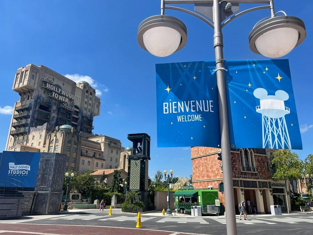 Disneyland Paris reopened after 7.5 months - 2