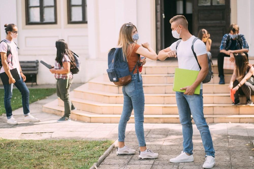 70 bini aşkın kişi incelendi: Covid-19'u ağır geçiren gençlerin yüzde 40'ında organ hasarı oluştu - 9
