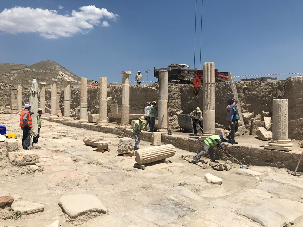 2021 hedefi: 600 arkeolojik kazı - 1