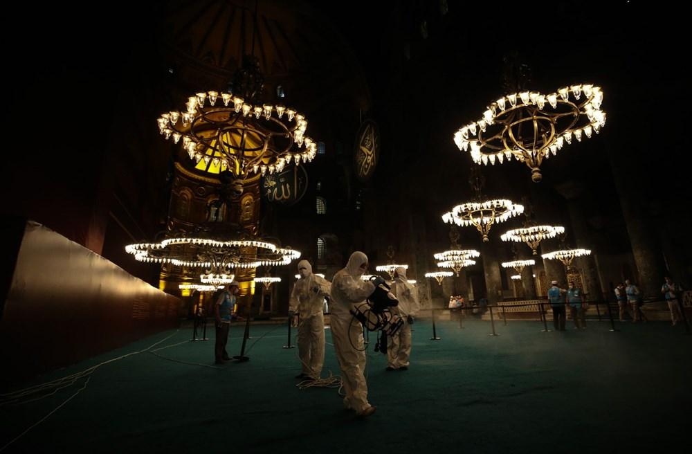The crowd does not decrease in Hagia Sophia - 16
