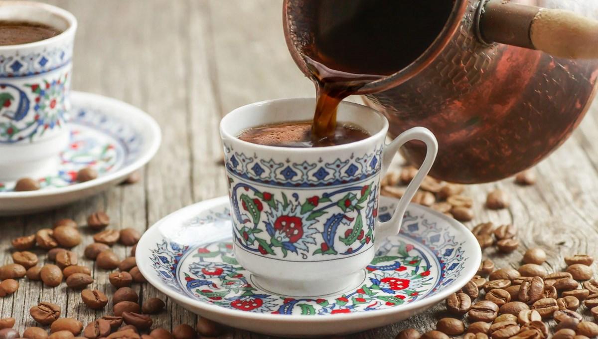 Türk kahvesinin tarihi 7 şehirde çekilen belgeselle ABD'de anlatılacak