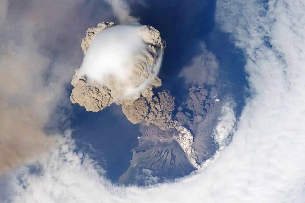 NASA'nın Van Gölü fotoğrafı finalde - 7