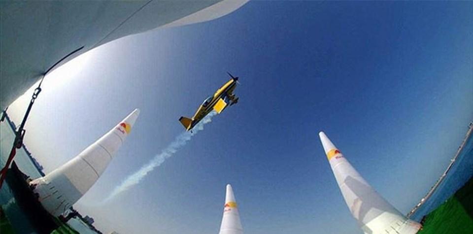 """5. Dünya Hava Oyunları'nın resmi sloganı """"İstikbal Göklerdedir"""" olarak belirlendi."""