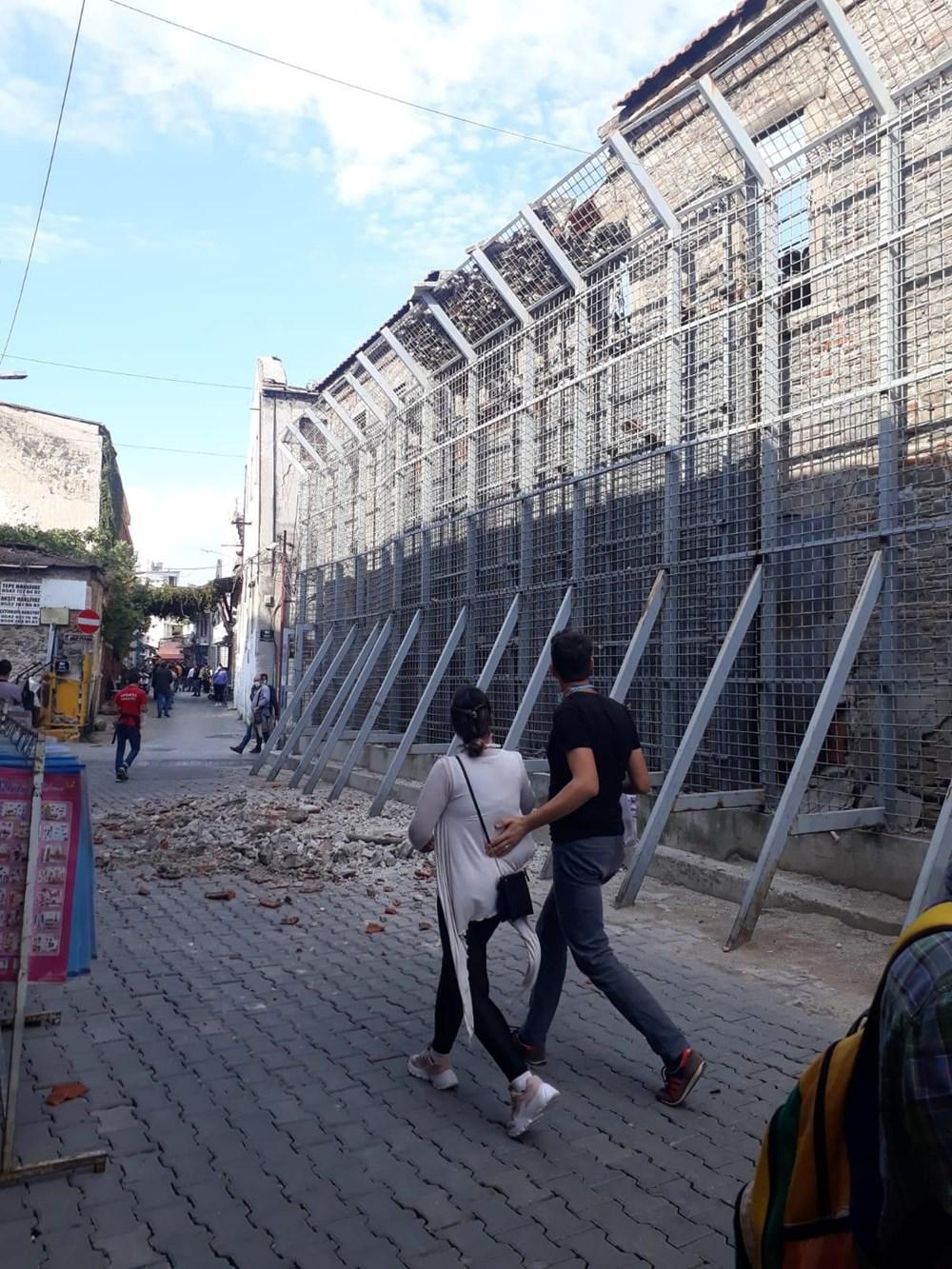 Son Deprem: İzmir'deki 6.6'lık depremden kareler - 12