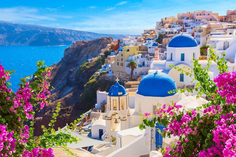 Yunanistan'da öncelik turizm: Yabancı turistleri geri getirmek amacıyla adalardaki herkes aşılanacak - 5