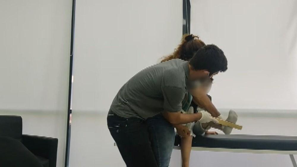 İstanbul'da 'dayaklı' tedavi merkezine baskın - 6