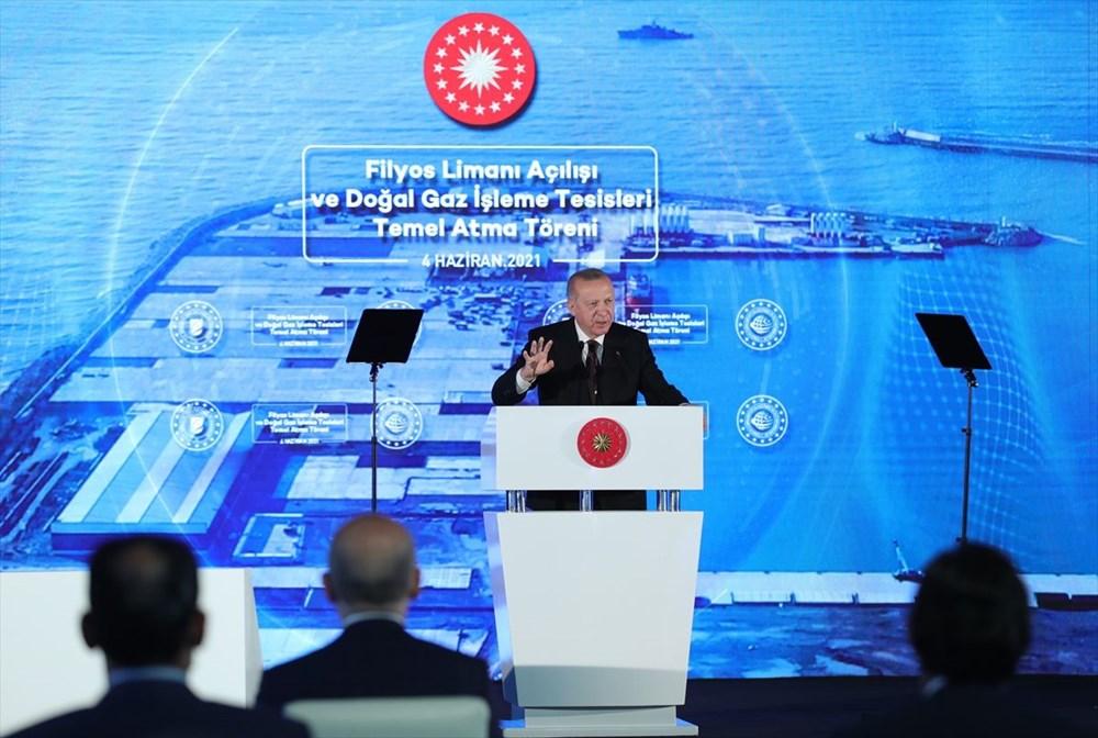 Cumhurbaşkanı Erdoğan'dan doğalgaz müjdesi: Toplam rezerv 540 milyar metreküpe ulaştı - 2