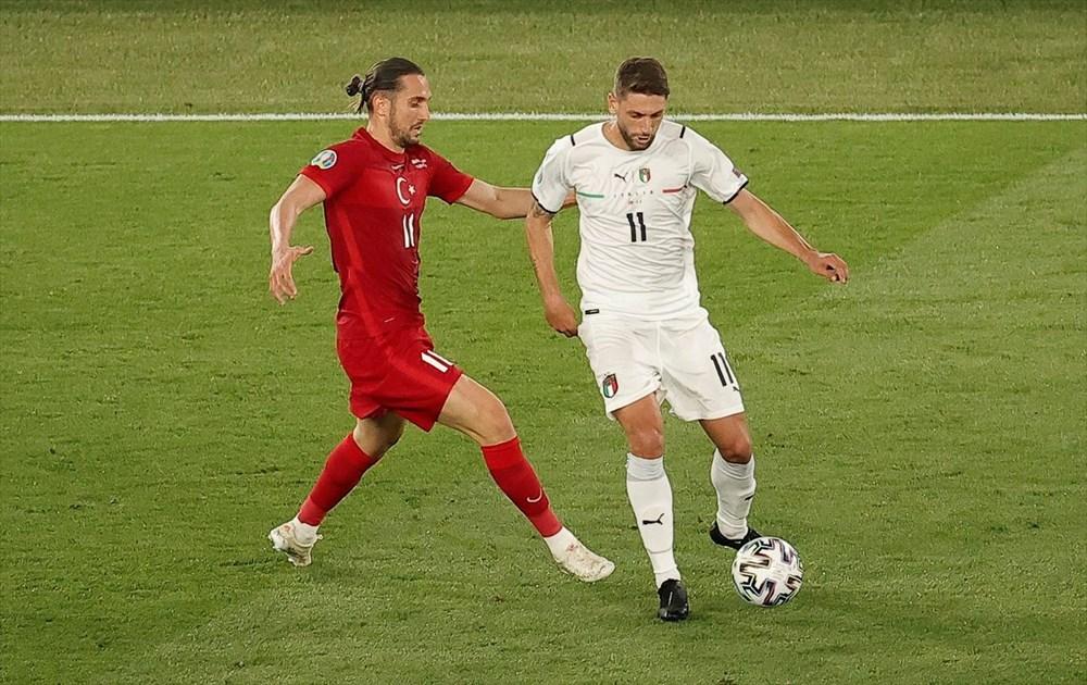 Milli Takım açılış maçında İtalya'ya yenildi (EURO 2020 - Türkiye:0 İtalya:3) - 1