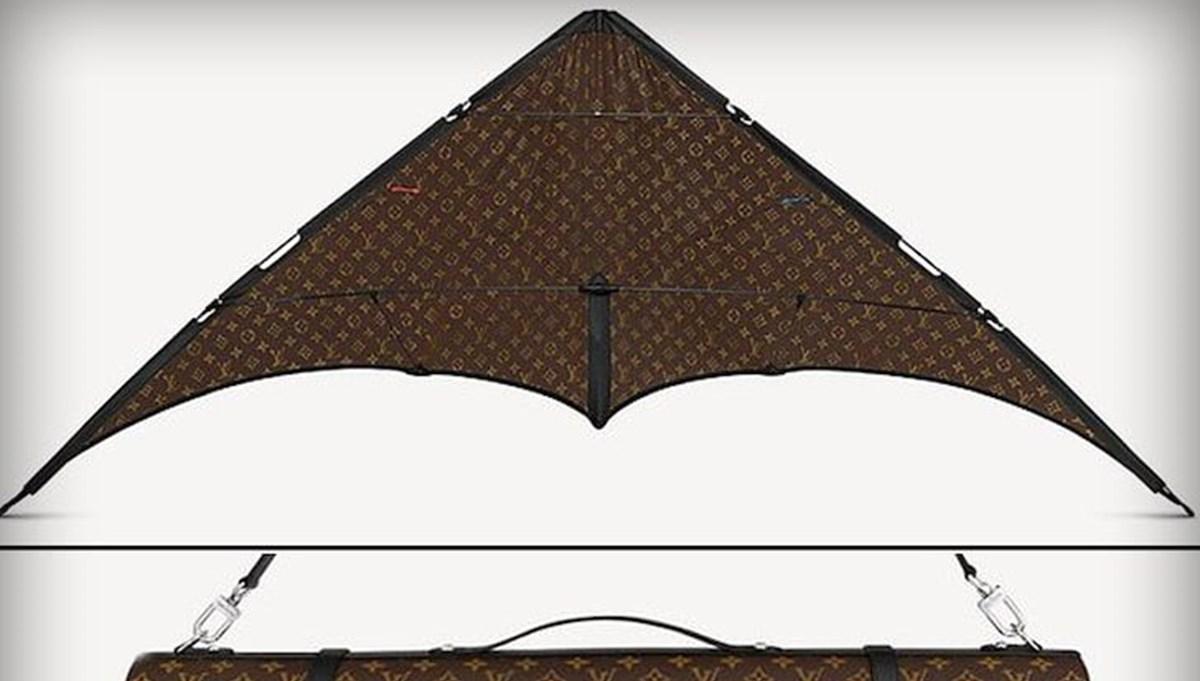 Louis Vuitton'dan 10 bin dolarlık uçurtma