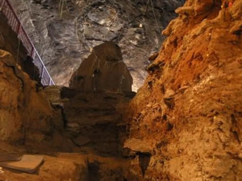 Wonderwerk Mağarası.