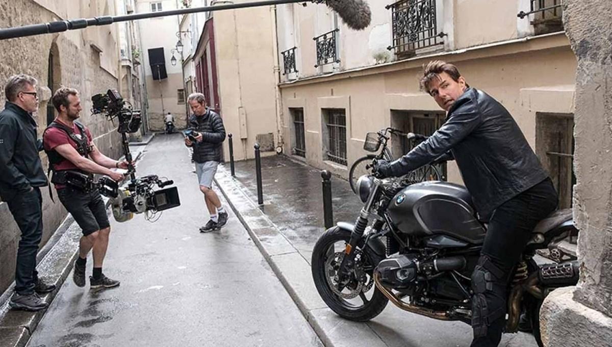 Tom Cruise, Görevimiz Tehlike 7'nin zorlu motosiklet sahnesini anlattı