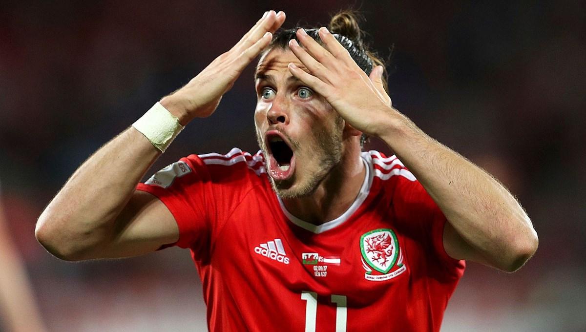 Gareth Bale: Uzaylılar var, gözümle gördüm