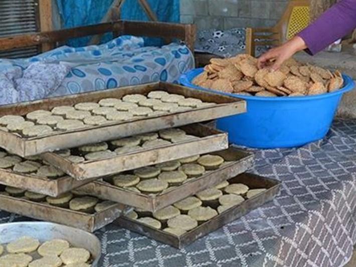 Ramazan geleneği kömbedamakları tatlandırıyor