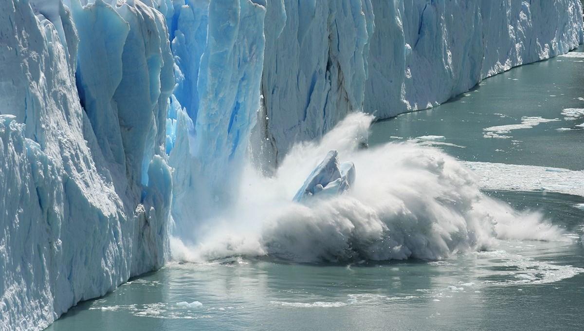 Bilim insanlarından felaket uyarısı: Dünya'nın çekirdeği Kıyamet Günü buzulunu eritiyor