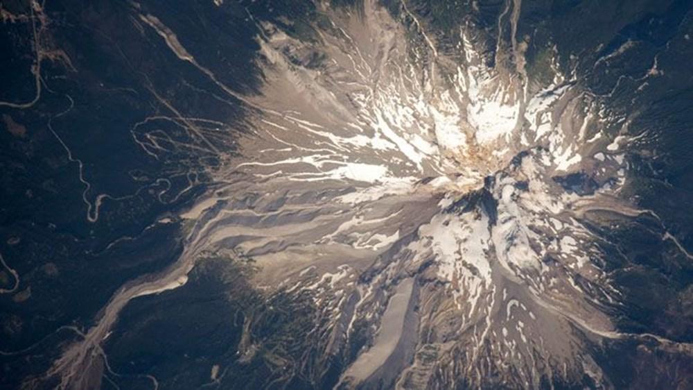 NASA'dan 'Ankara' paylaşımı (Astronotların gözünden gezegenimiz) - 6